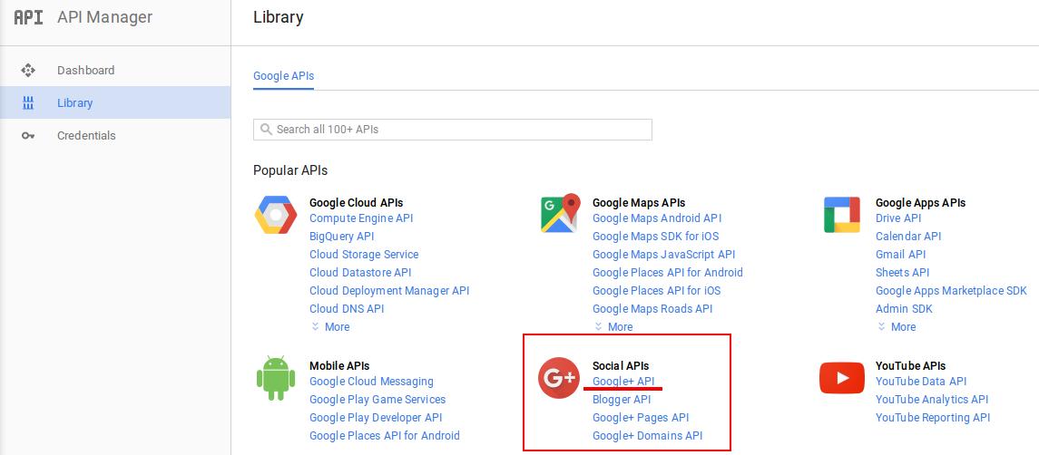 Setting up Google+ Connect - UserPro Docs
